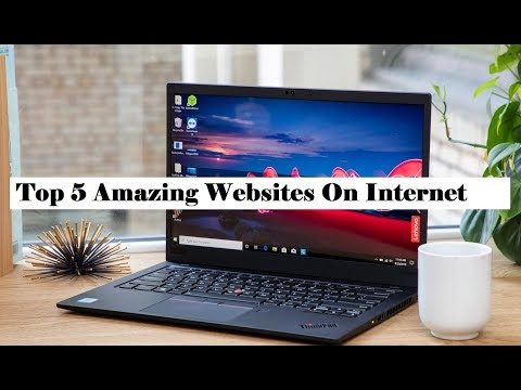 Top 5 Powerful Websites On Internet