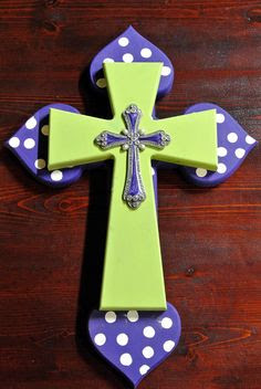 Wooden Cross Crafts on Pinterest