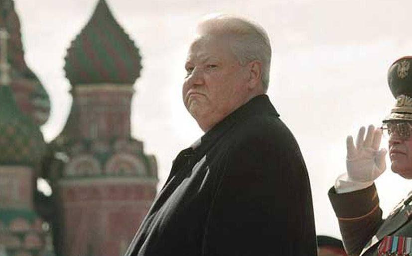 Expresidente ruso Boris Yeltsin tomó posesión del escaño de la desaparecida URSS en Consejo de Seguridad de la ONU en 1992 (EFE)