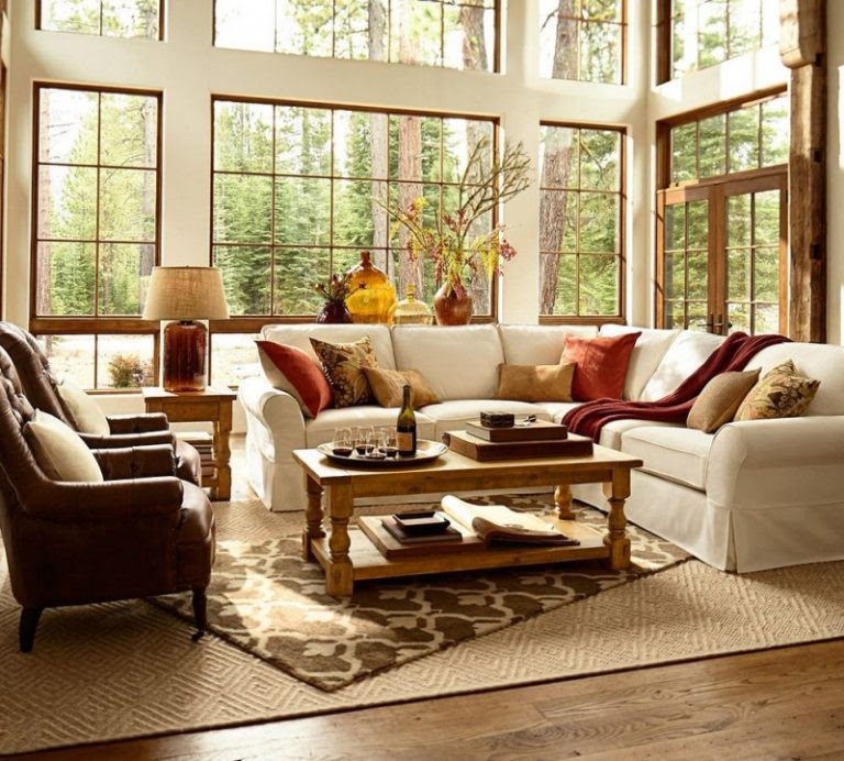 Choosing These Nifty Pottery Barn Living Room Ideas To Make Your