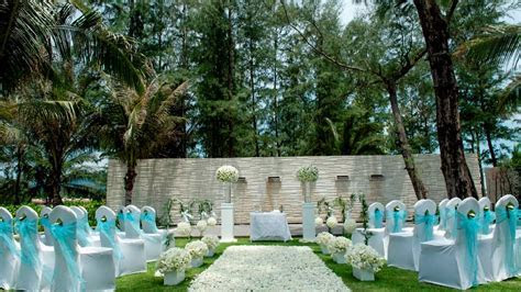 Weddings at Angsana