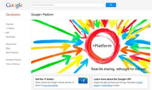 Google + para todos Finalmente Google ha dejado atrás la fase beta de su nueva red socialGoogle+y se ha abierto a todos los usuarios.Entre las últimas novedades se incluye la búsqueda de contenidos y la mejora de las funcionalidades ya existentes.También se ha pulido su integración con Android para que pueda realizar las mismas tareas que vía la página web. Más información