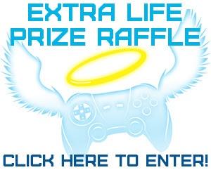 Extra Life Raffle - Click here to Enter