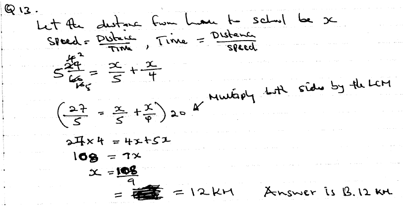 KNEC KCPE 2018 MATHEMATICS PAST PAPER AND ANSWERS ...
