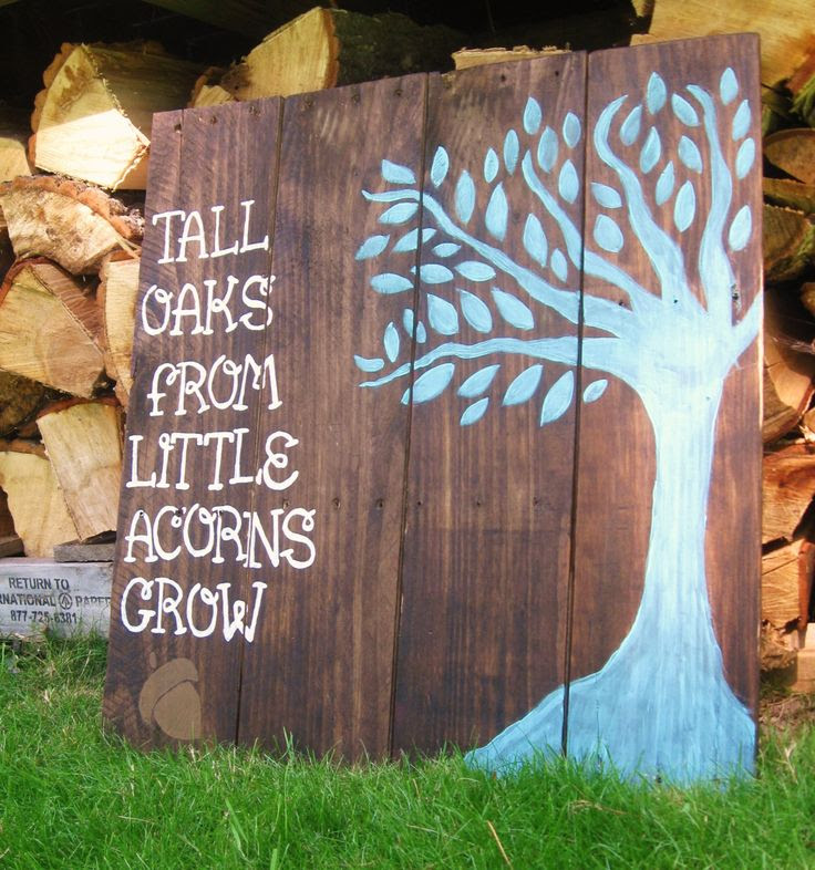 signs   nursery rustic wall  decor, sign Rustic sayings Wood quote nursery decor Woodland