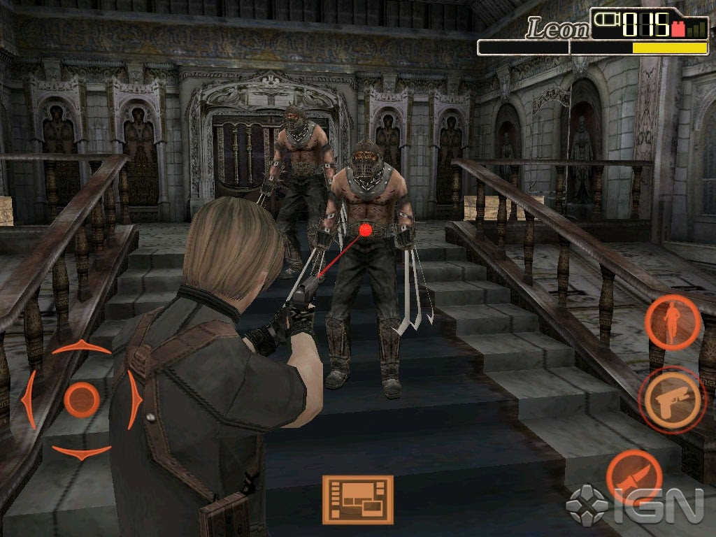 Resident,Evil,Mobile,version,android,apk,data,full,biohazard
