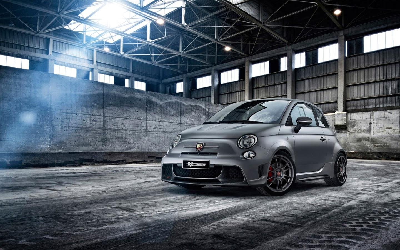 2014 Fiat Abarth 695 Biposto Wallpaper  HD Car Wallpapers  ID 4391