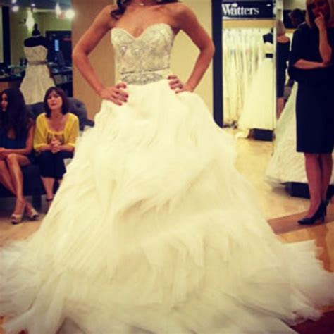 #Lazaro. This dress will make you change you opinion on