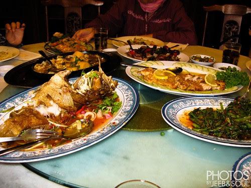 Birthday Dinner @ Kelab Shah Alam