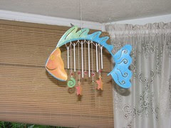 Fish chimes