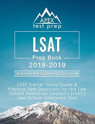 PDF FREE D0WNL0AD LSAT Prep Book 2018-2019: LSAT Trainer ...