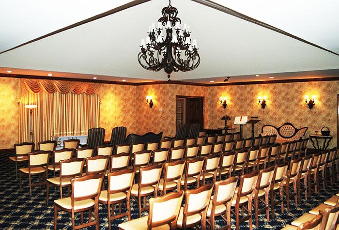 J F Reichel Funeral Home Facilities Nazareth Pa