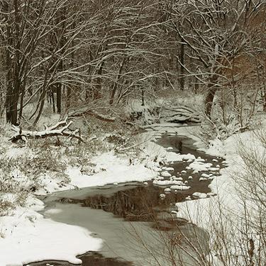 Overland Park, KS : winter