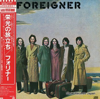 FOREIGNER s/t