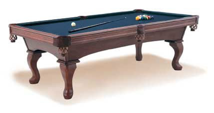 My coo...I mean...pool table