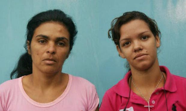 Mulheres were flagradas Durante revista íntima, Afirma Polícia / Foto: Divulgação / Adielson Galvão.