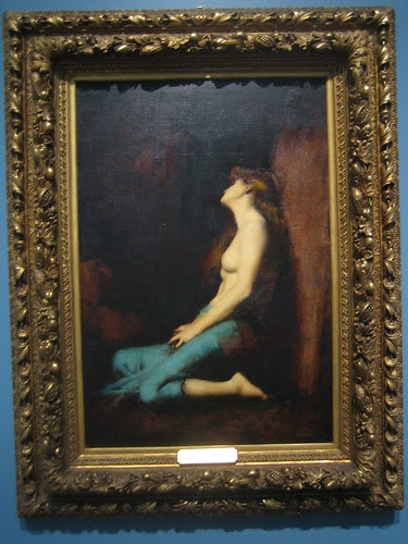 The Magdalen, Jean-Jacques Henner _ 1922