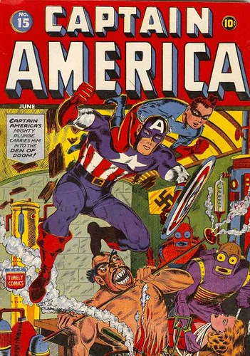 captain america 15 (jun 1942)