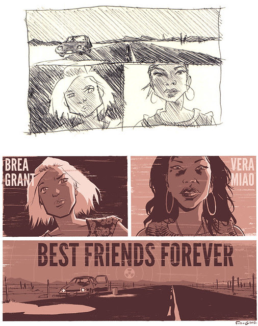 Best Friends Forever - 2 step