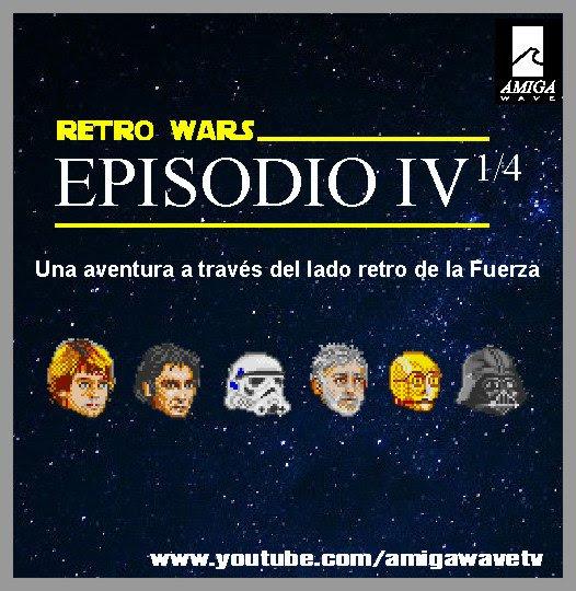 Retro Wars Episodio IV