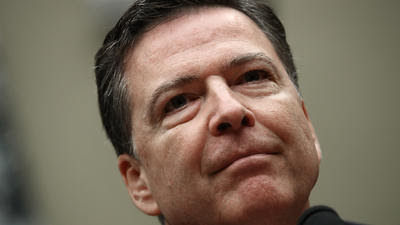 FBI's Comey acted out of 'obligation' to lawmakers, fear of leak to media
