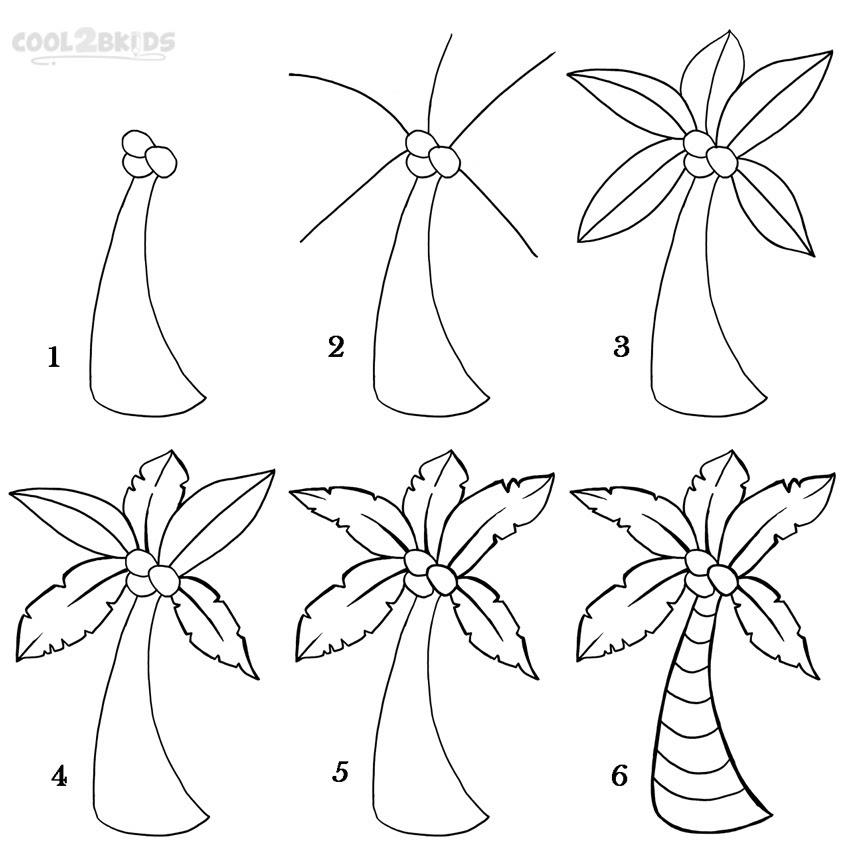 Drawing Trees Step by Step Epub-Ebook