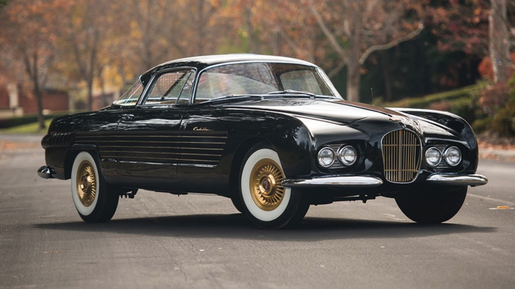 1953 Cadillac Series 62 By Ghia For Auction | GM Authority