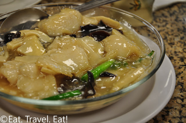 Zhao Lou Yu Pian (Fish Fillet with Fermented Rice)