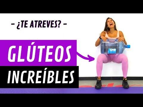 Rutina efectiva hará que tus glúteos y piernas se transformen