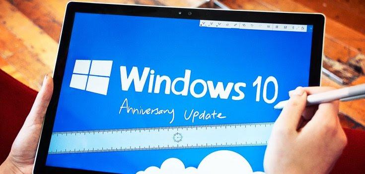 Microsoft sắp phát hành bản Windows 10 Anniversary