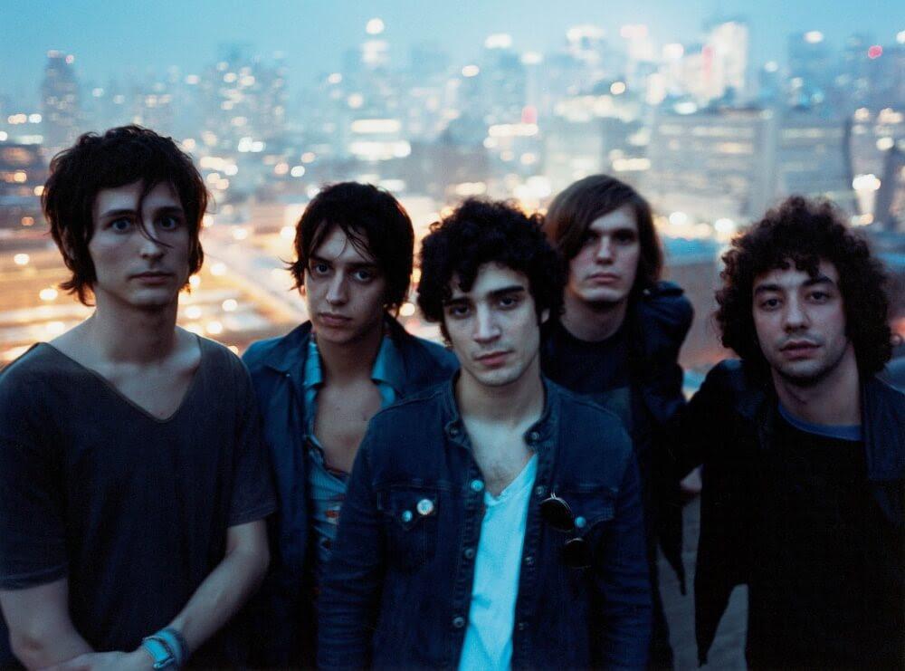 Resultado de imagem para The Strokes anuncia novo álbum