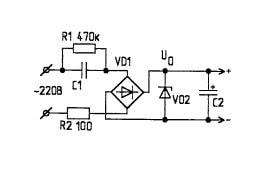 Как получить 12 Вольт из 5, 24, 220 Вольт - обзор способов