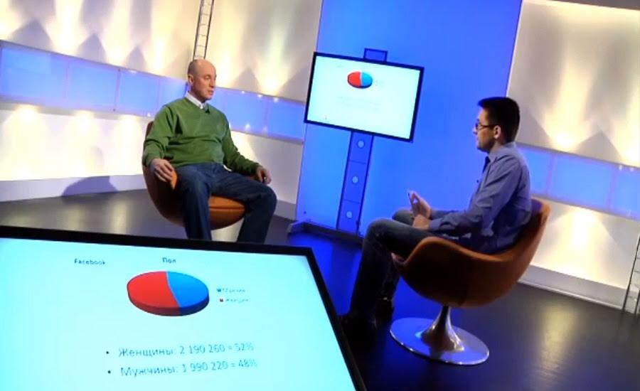 Владимир Волошин в передаче Бизнес Online