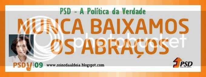 OUTDOOR POLÍTICA DA VERDADE PSD