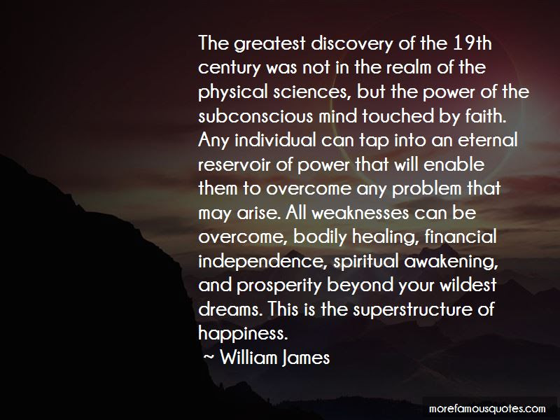 Power Of The Subconscious Mind Quotes Top 13 Quotes About Power Of