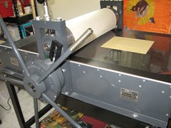 Etching Step 9: Printing the Final Version
