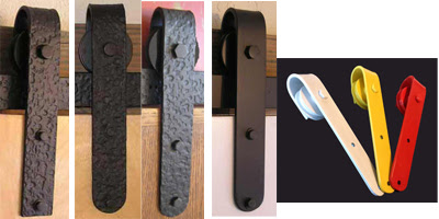 Barn Door Hardware Kits from $ 250 - Leatherneck, Agave, and Rocky ...
