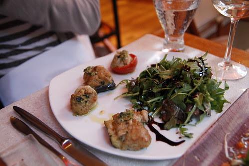 Nice French Food