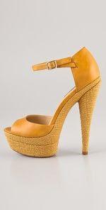 Rachel Zoe Bardot Platform Sandal