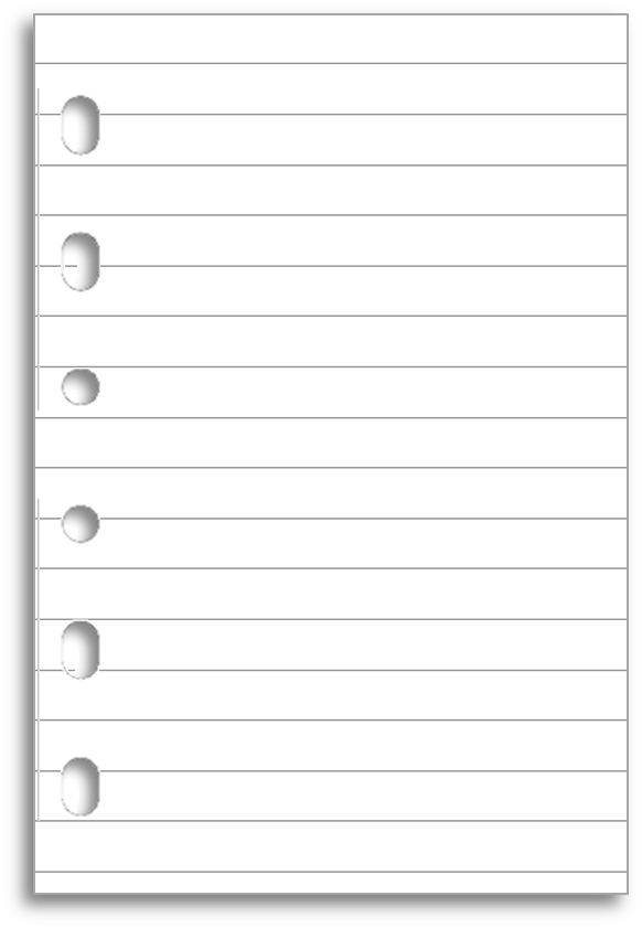 Best Photos of Editable Notebook Paper Template - Free Printable ...
