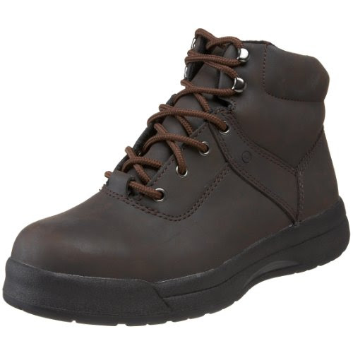 WORX by Red Wing Shoes Men's 5013 Chukka,Brown,8 XW US