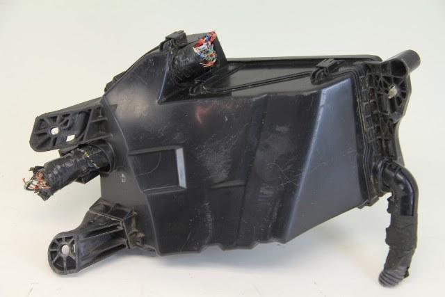 Fuse Box Lexu G 350 2007