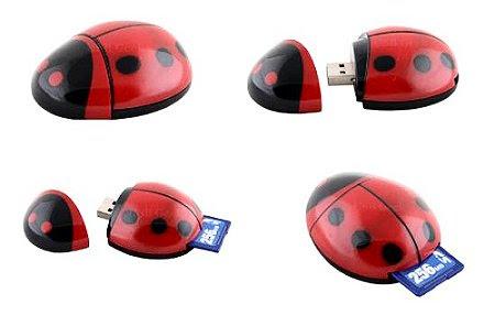 Joaninhas USB