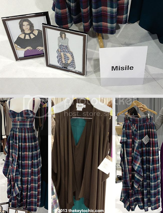 Misile NYC clothing