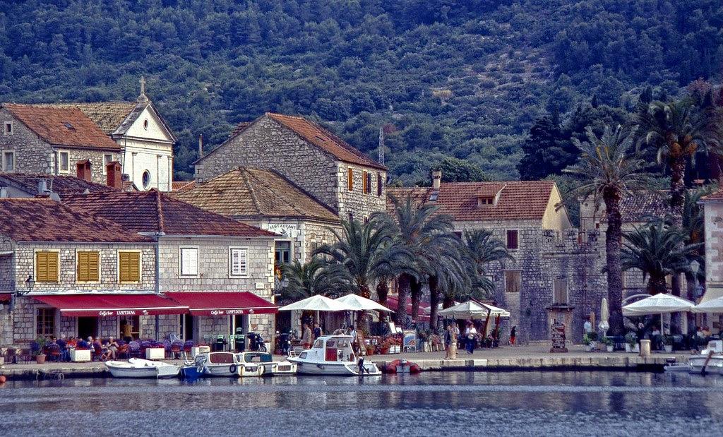 Stari Grad, Hvar island, Croatia