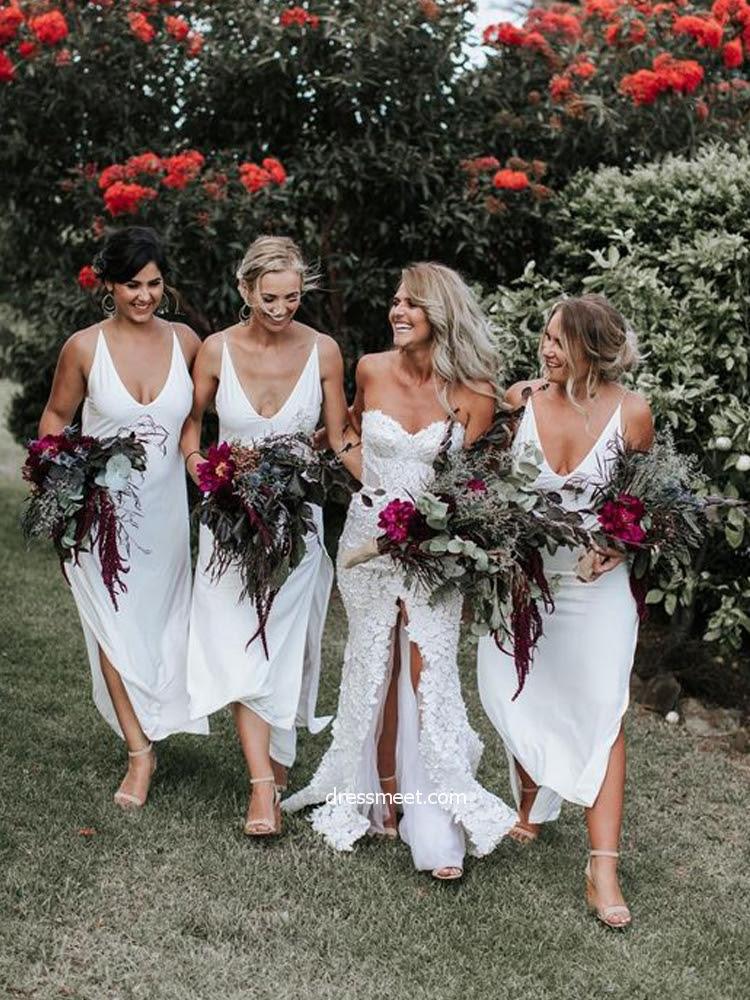 Trap yeezy tea length bridesmaid dresses under 100 cheap hong