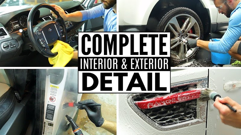 Car Interior Detailing Tutorial
