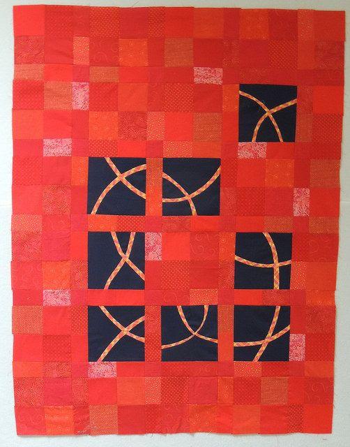 Silly String Blocks + RED