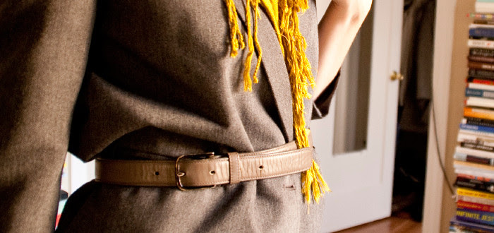 outfit blog, how to, belted jacket, outfit ideas