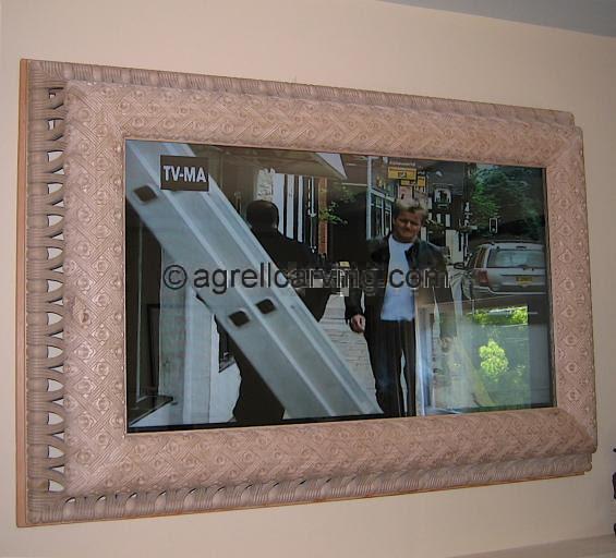 Deco Tv Frame The Decorative Arts Library Ornapedia